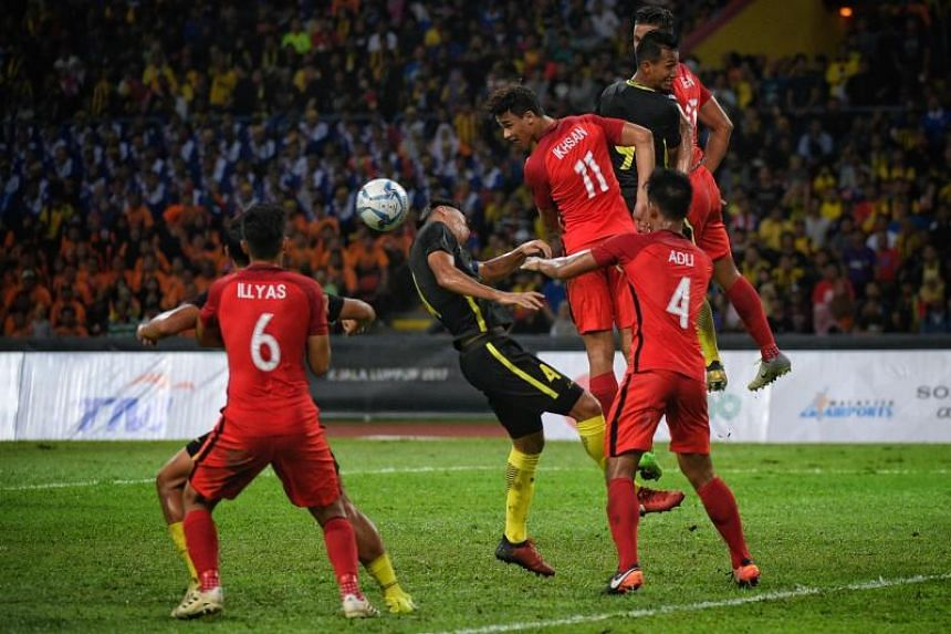 The June 7-9 competition will be held at the Jalan Besar Stadium and will serve as preparations for the four teams ahead of this year's SEA Games in the Philippines.