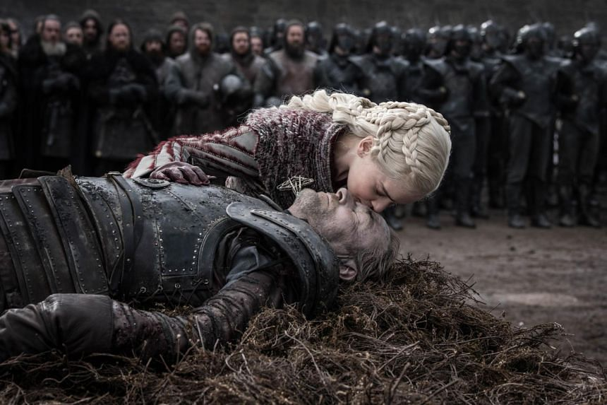 While actors like Emilia Clarke (right) and Iain Glen are wrapping up their roles with HBO's  Game of Thrones, George R.R. Martin's series of fantasy novels A Song Of Ice And Fire, has already spawned several prospective spin-offs for fans to look ou