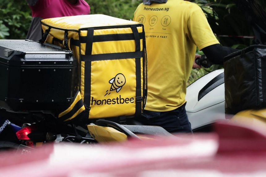 Honestbee to stop food delivery in Singapore, suspend laundry service