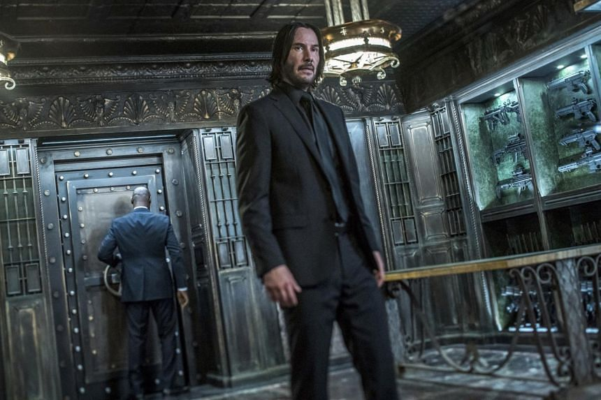Actor Keanu Reeves, who stars in John Wick: Chapter 3,  often plays roles that never seem that far from his own personality: sweet but intense, and often taciturn and melancholic.