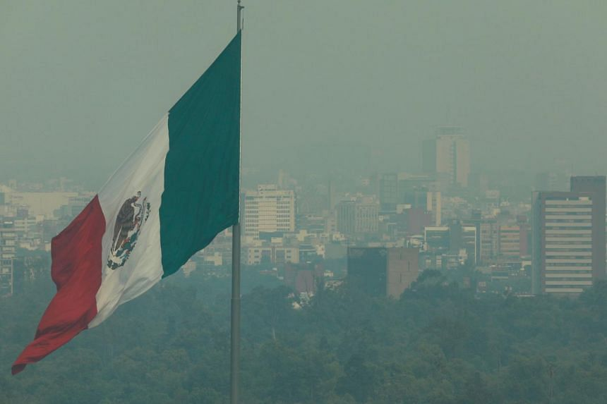 Mexico City's environmental authorities came under pressure to act after visibility in the city dropped sharply last week due to ash and smoke in the air. Residents were advised to avoid outdoor activities and remain indoors with windows and doors sh