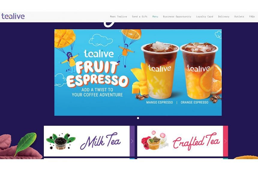 Loob Holding, which owns the Tealive bubble tea brand, is considering seeking a valuation of as much as RM1 billion.