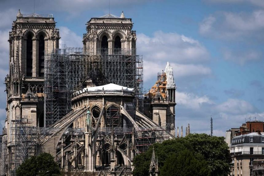 Notre-Dame Cathedral, in the historic heart of Paris, lost its spire and most of its roof in a spectacular fire on April 15, prompting a outpouring of support worldwide.
