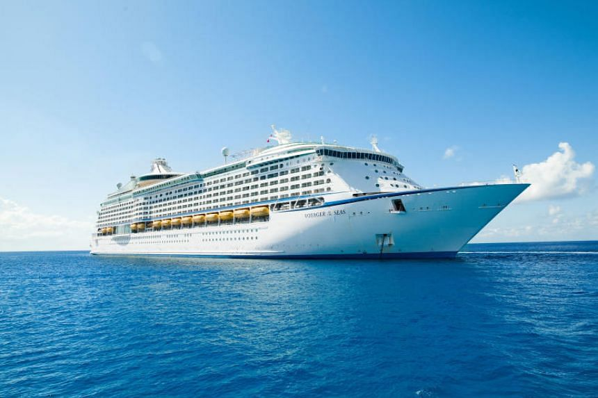 Royal Caribbean Cruises' ship Voyager of the Seas was scheduled to be in Penang on Tuesday before reaching Phuket on May 15.