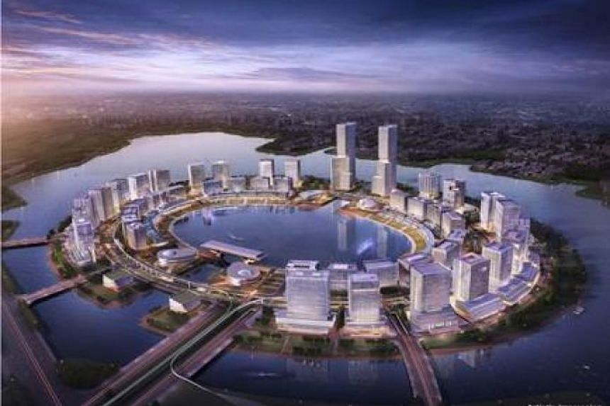 Sincere Property Group is a major developer for Zhengzhou Financial Island, a mega mixed development comprising offices, serviced apartments, hotels, a retail mall and cultural centres.