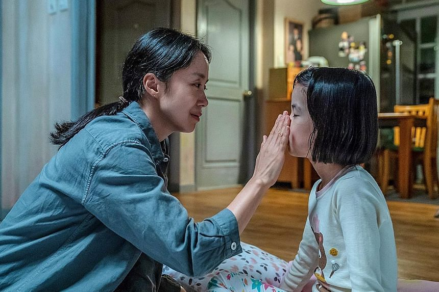 Jeon Do-yeon as the grieving mother whose son was among those who died in the Sewol ferry sinking in 2014, with Kim Bo-min as her surviving child.