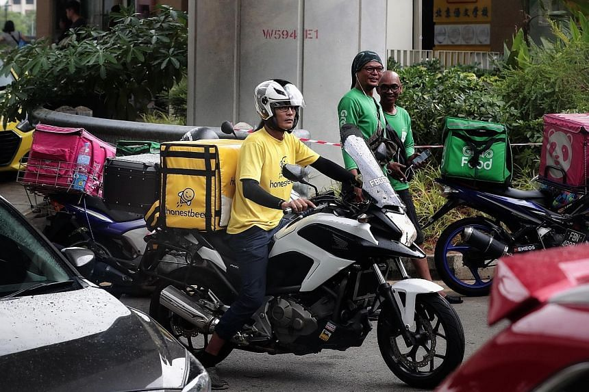 The low demand for honestbee's food delivery service - which will end on Monday - may be behind its demise.