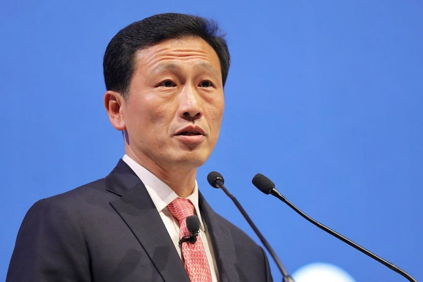 Education Minister Ong Ye Kung pointed out how Singapore operates differently from countries like Indonesia, which may have to depend more on robotic teaching due to a lack of resources.