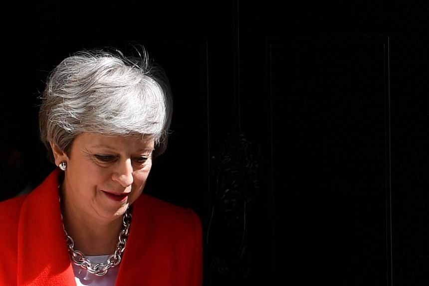 British Prime Minister Theresa May tried to buy herself more time by promising to bring her Brexit deal back to Parliament at the start of June.