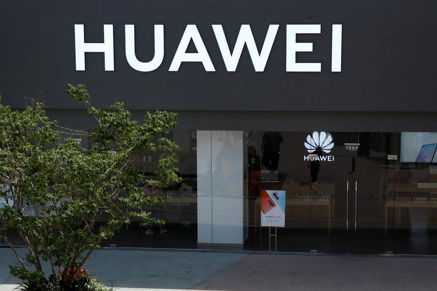 Huawei denies it is spying for Beijing, says it complies with the law and that the United States is trying to smear it because Western companies are falling behind.