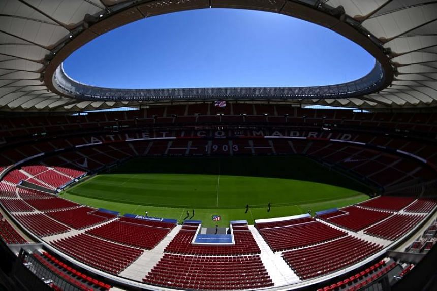 Both clubs have received around 16,600 tickets apiece for the June 1 meeting at the Wanda Metropolitano (above), which has a capacity of 63,500 for the final, meaning demand will far outweigh supply.