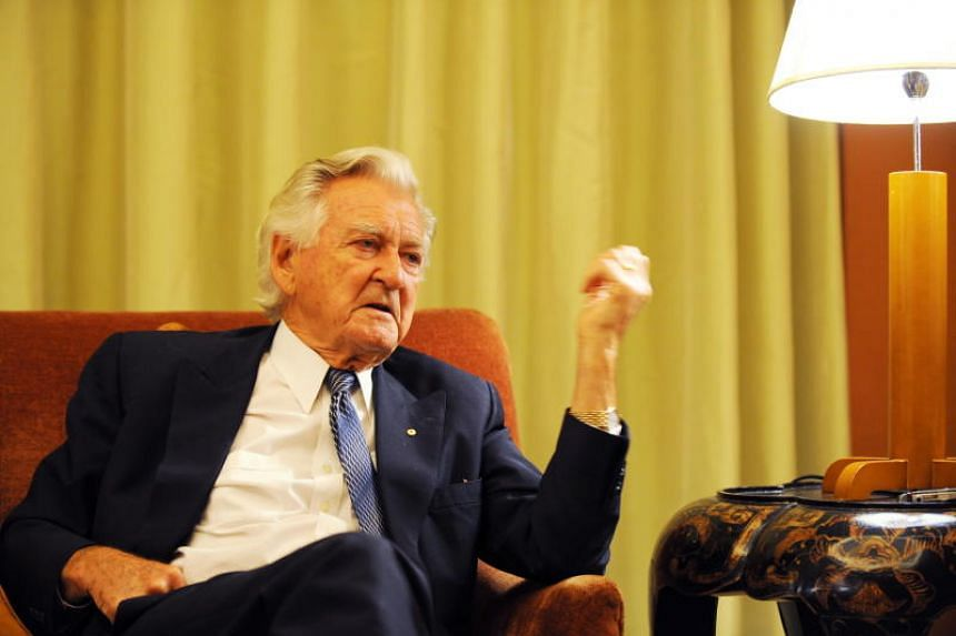 Mr Bob Hawke served from 1983 to 1991 and counted floating the Australian dollar among his crowning achievements.