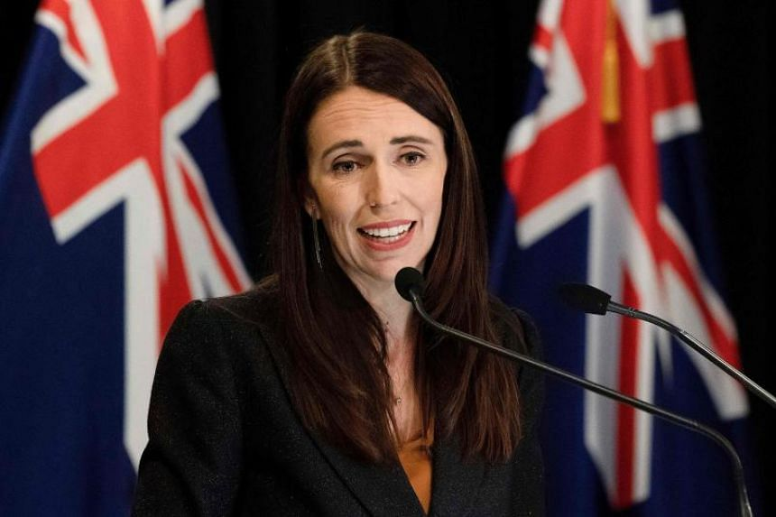 New Zealand Prime Minister Jacinda Ardern will call on President Halimah Yacob and Prime Minister Lee Hsien Loong during her visit.