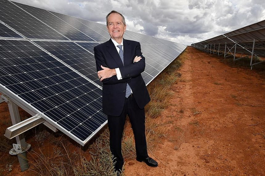 Mr Bill Shorten, Australia's alternative prime minister for six years, looks set to win the real prize tomorrow when the country goes to the polls.