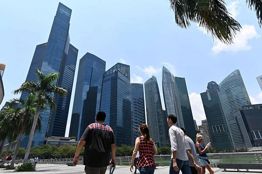 In a report on Singapore bank loan growth, Fitch Solutions Macro Research said bank earnings will come under mild pressure as interest rates stabilise. It maintains its forecast that bank loans will grow 0.5 per cent this year, down from 5.6 per cent