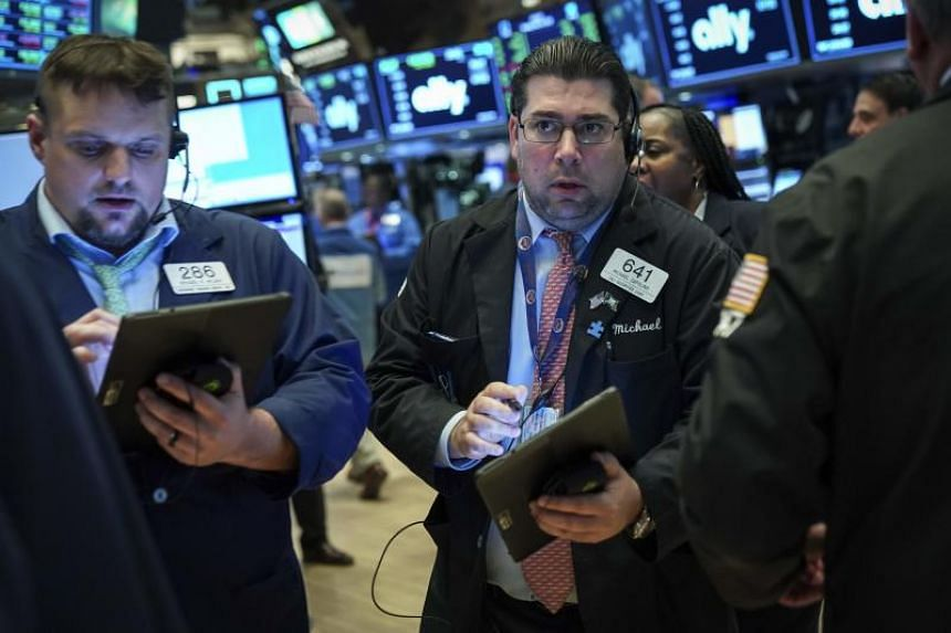 The Dow Jones Industrial Average gained 0.8 per cent to 25,862.68, only about 80 points below the close on May 10 prior to Monday's selloff on US-China trade tensions.