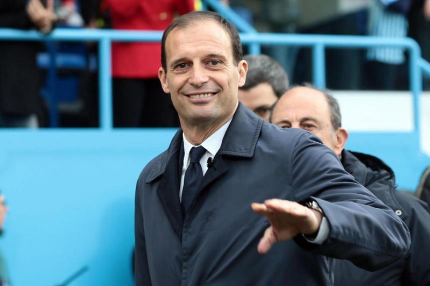 Juventus coach Massimiliano Allegri held meetings with the club's hierarchy earlier in the week during which a clear disagreement between the two parties emerged.