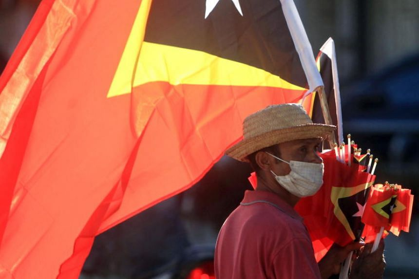 Timor-Leste said it had signed a memorandum of understanding with Australia's Mura Technology to establish a non-profit called Respect that will run a plastic recycling plant, expected to launch by the end of 2020.