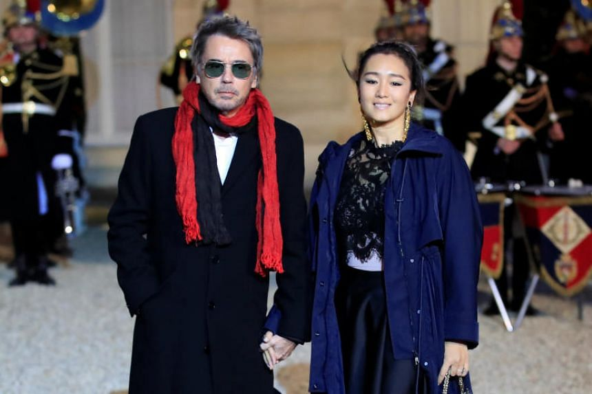 """Rumours are rife that Chinese actress Gong Li and French composer Jean-Michel Jarre have said """"I do"""" to each other, based on recent lovey-dovey sightings."""