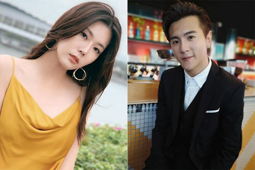Ian Fang and Carrie Wong have also sought legal advice after private chats between the two were leaked to the public.