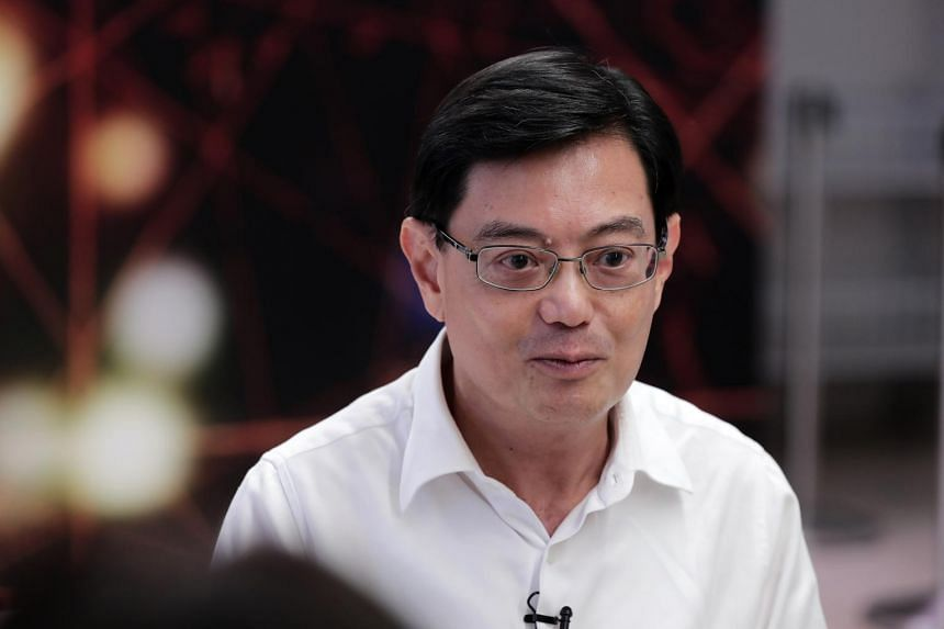 """Deputy Prime Minister Heng Swee Keat said in a Facebook post on May 17 that he had noticed """"many fraudulent reports with misleading comments"""" attributed to him."""