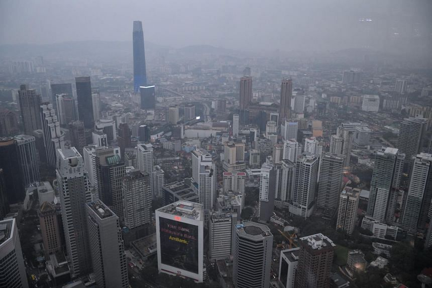 Growth risks remain tilted to the downside due to global factors, the Malaysian central bank said.