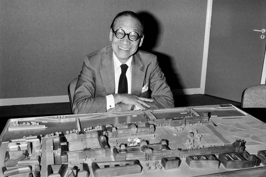 Chinese-born American architect I. M. Pei died at age 102. Among other accomplishments, he was known for designing the glass pyramid that serves as an entry for the Louvre in Paris.