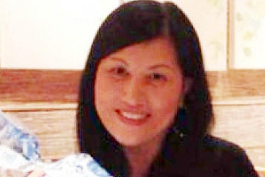 Leong Lai Yee was sentenced to 14 years' jail. She used to be a real estate agent but was no longer one when she committed the offences.