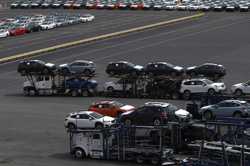 EU Trade Commissioner Cecilia Malmstrom said in a tweet she rejected the notion that EU car exports were a US national security threat.