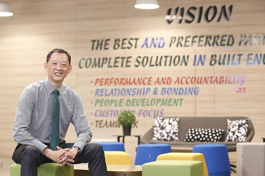 Mr Anthony Koh is CEO and co-founder of ISOTeam, which has transformed itself from a pure player in repairs, redecoration, additions and alterations into a provider of complete solutions for the built environment.