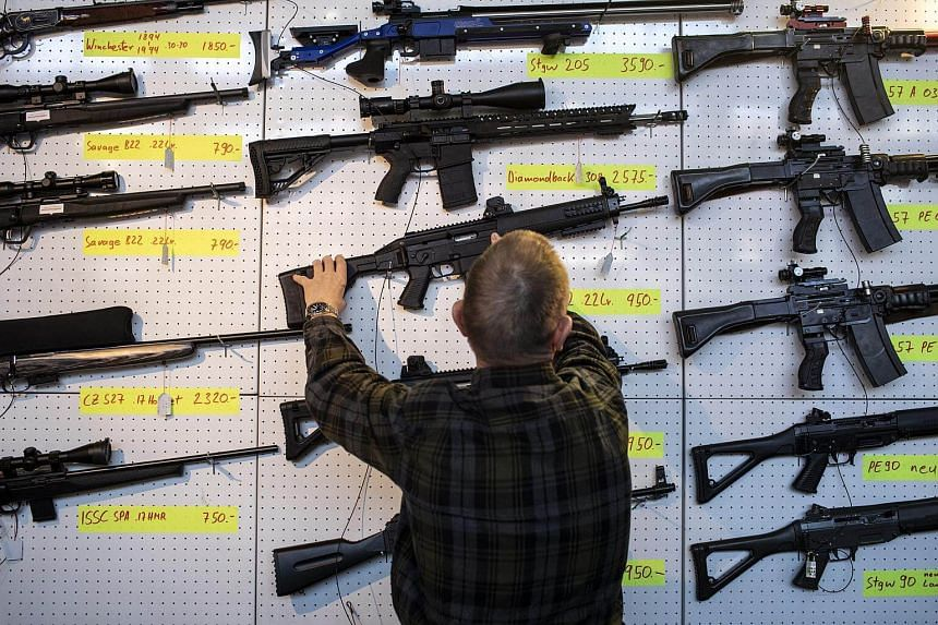 Swiss vote on tightening gun laws with EU relations in the