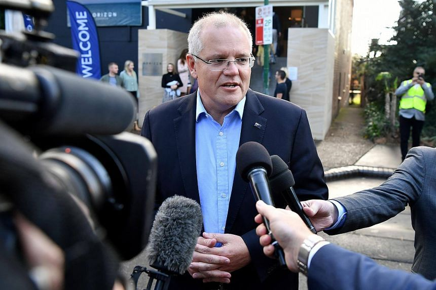 Australian Prime Minister Scott Morrison was congratulated by US President Donald Trump and Israeli Prime Minister Benjamin Netanyahu on his election win.