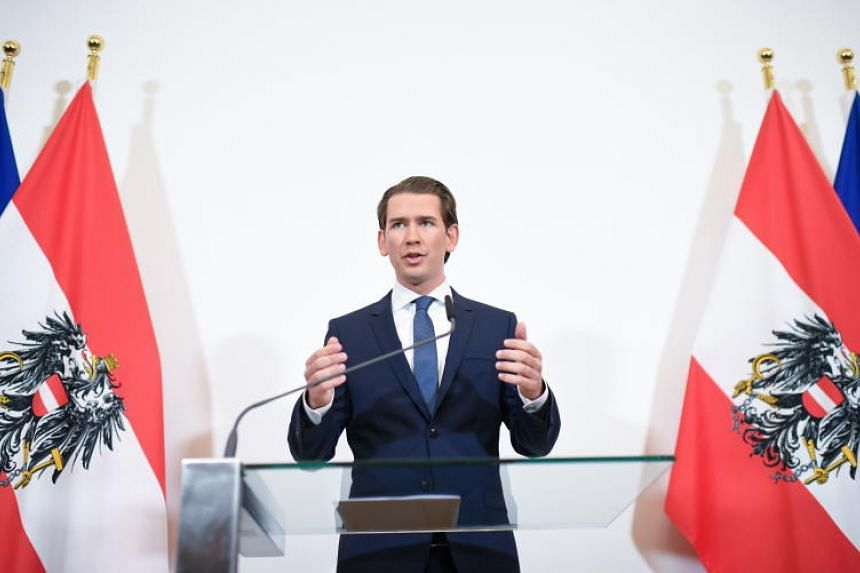 Austrian Chancellor Sebastian Kurz said that the FPOe was damaging Austria's reputation abroad and that meetings with FPOe representatives on Saturday had left him with the impression that it was not prepared to make the changes necessary to stay in