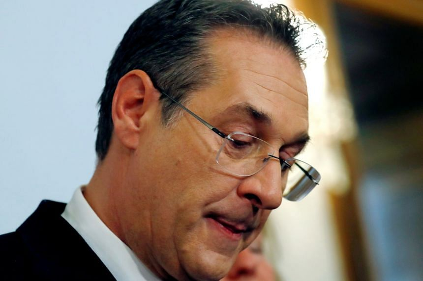 Austrian far-right Vice-Chancellor Heinz-Christian Strache resigned in disgrace on Saturday (May 18) following explosive revelations in a hidden camera sting.