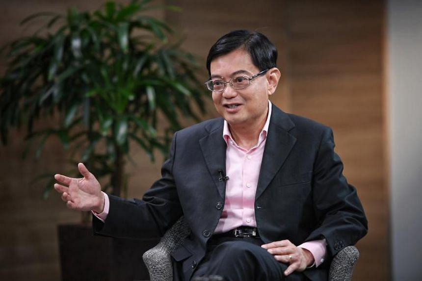 Deputy Prime Minister Heng Swee Keat said that he and former finance ministers did not interfere in what countries or sectors to invest in.