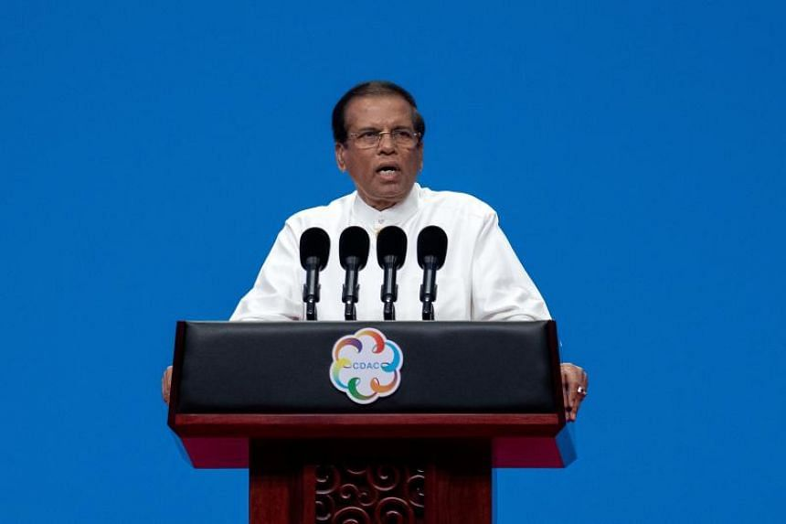 President Maithripala Sirisena said Sri Lankan security forces and intelligence units could use their experience in defeating separatist Tamil guerrilla to meet the new challenge from religious extremists.