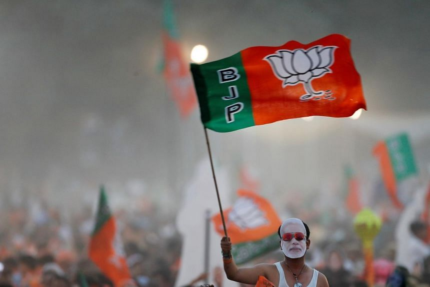 Indian Prime Minister Narendra Modi's Bharatiya Janata Party-led National Democratic Alliance is projected to win anything between 339 and 365 seats in the 545-member Lower House of Parliament.