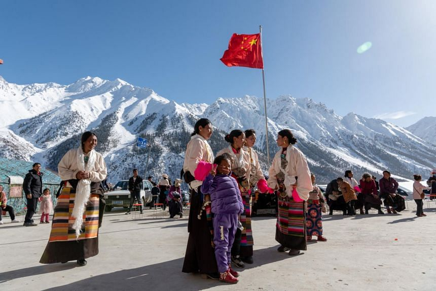 Beijing sent troops into remote, mountainous Tibet in 1950 in what it officially terms a peaceful liberation and has ruled there with an iron fist ever since.