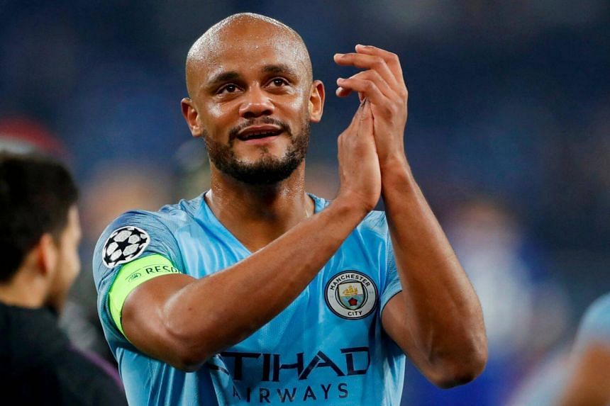 Vincent Kompany joined Manchester City in 2008 and made 360 appearances, winning four Premier League titles, two FA Cups, four League Cups and two Community Shields.