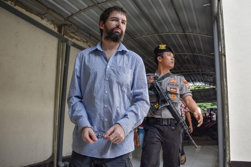 Frenchman Felix Dorfin has been sentenced to death for drug smuggling, in a surprise verdict after prosecutors asked for a 20-year jail term.