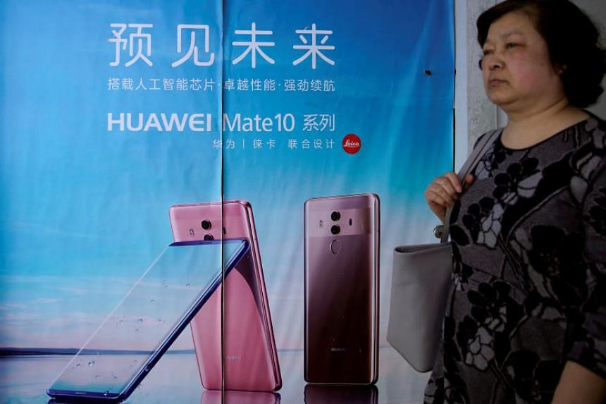 Google has barred phone maker Huawei from some updates to the Android operating system.