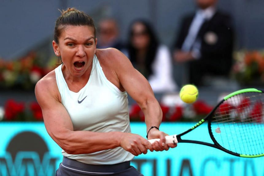 Simona Halep enters Roland Garros as favourite for the title.