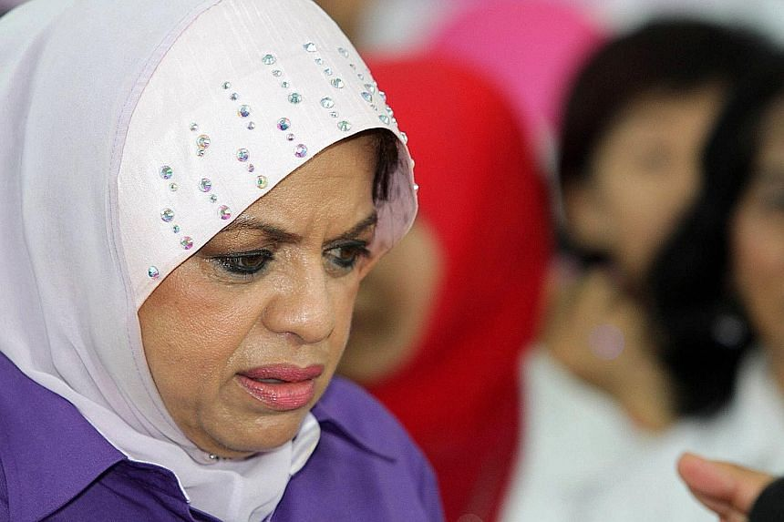 Ms Shahrizat Jalil stepped down as Malaysia's Women, Family and Community Development Minister in 2012, and retired from politics after Barisan Nasional lost the 2018 elections.