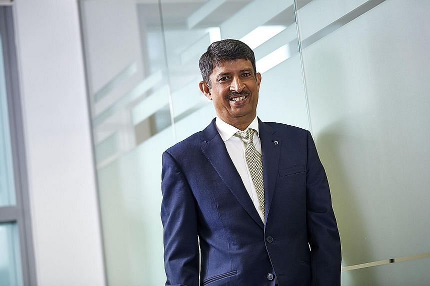 "Mr Nishit Majmudar, chief executive of Aviva Singapore, has seen an increase in the number of customers wanting more choices. He said: ""We are well placed to jump on that trend and offer the choices in our service."" PHOTO: AVIVA"