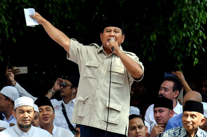 Indonesian presidential candidate Prabowo Subianto will challenge the official result of the election, which he lost, in the Constitutional Court.