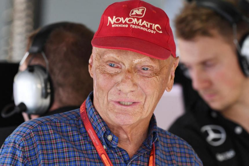 Nike Lauda had a near-fatal crash at the 1976 German Grand Prix after a failed race boycott over safety measures at the track.