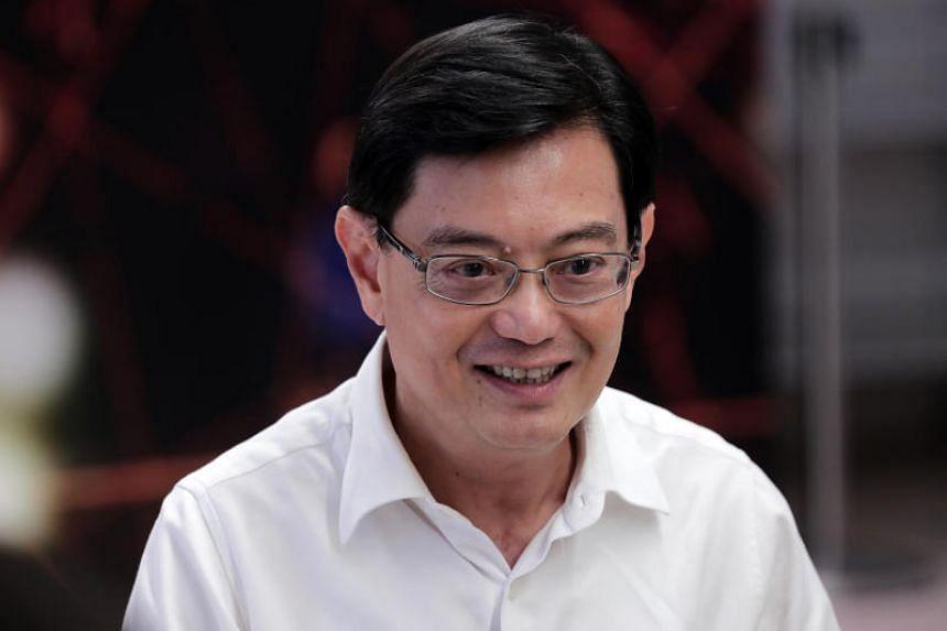 Deputy Prime Minister Heng Swee Keat will visit Beijing, Shanghai, Guangzhou, Shengzhen and Hong Kong during his trip.