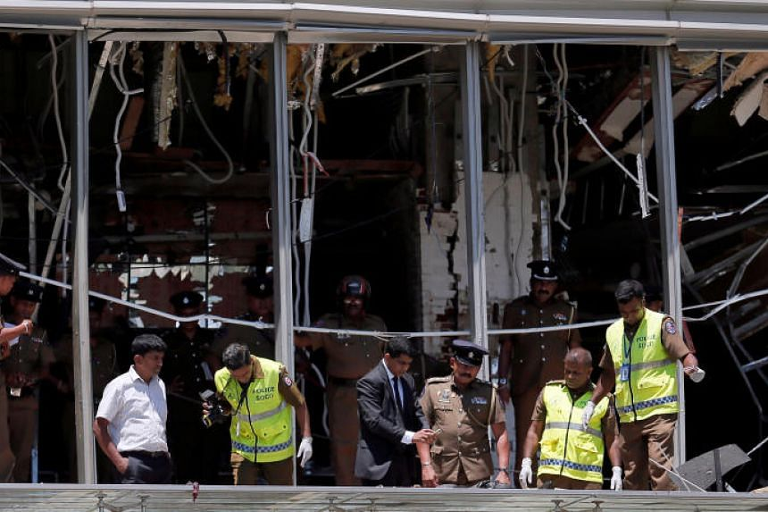 The government's main forensic laboratory matched the ringleader of the Easter attacks, Zahran Hashim's daughter's DNA with the remains of one of the bombers at the Shangi-La hotel.