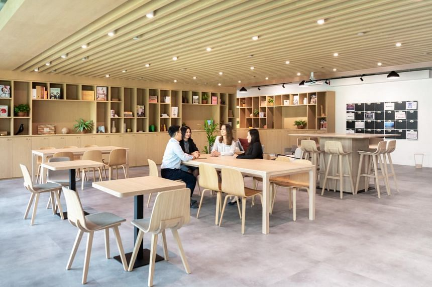 Spaces has opened two new locations in Singapore, including one at Clarke Quay (pictured).