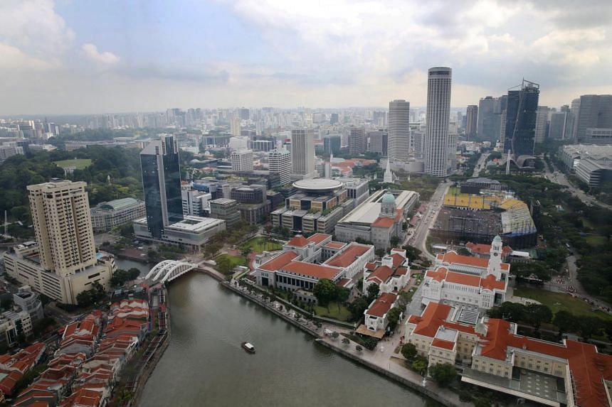 Singapore escaped the downtrend that caught every other major national Asia Pacific real estate market in the first quarter of this year, with commercial real estate investment jumping 72 per cent year-on-year to US$1.9 billion.